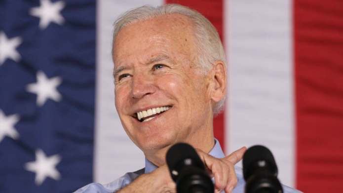 Joe Biden Is Teaching College Boys