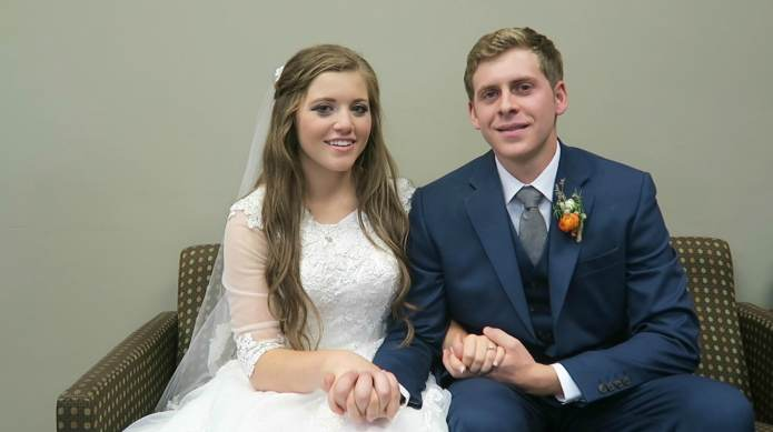 The Duggars Are Getting Married Left