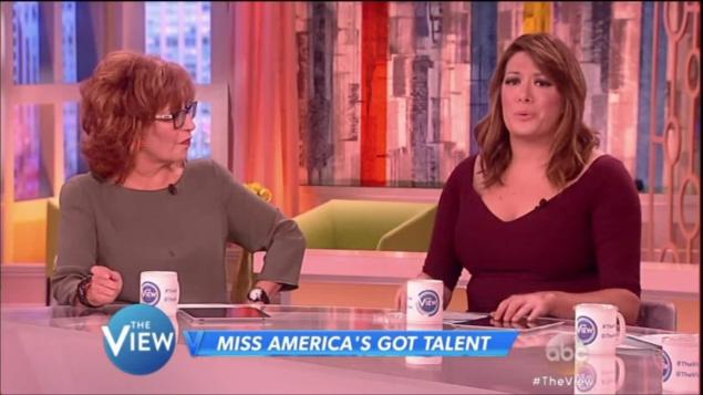 The View offends nurses