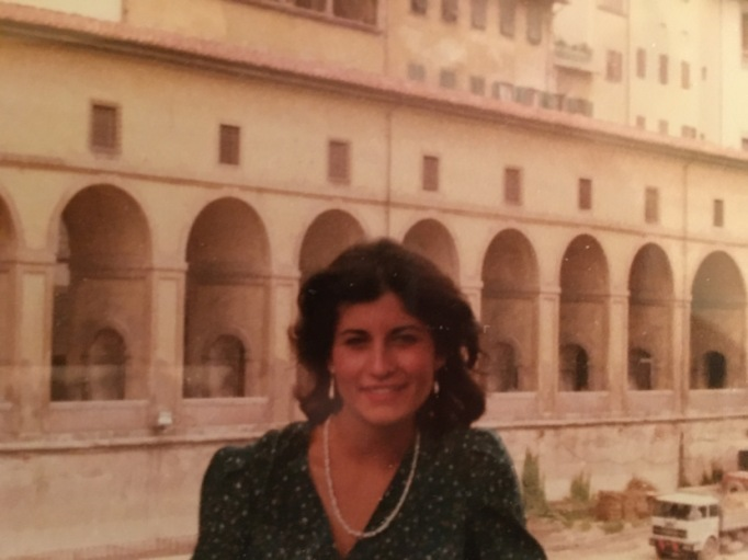 Cristina Velocci's mom