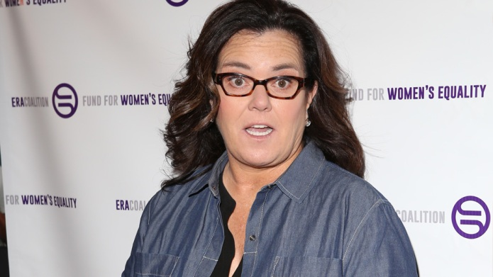 Rosie O'Donnell suggests Donald Trump's son