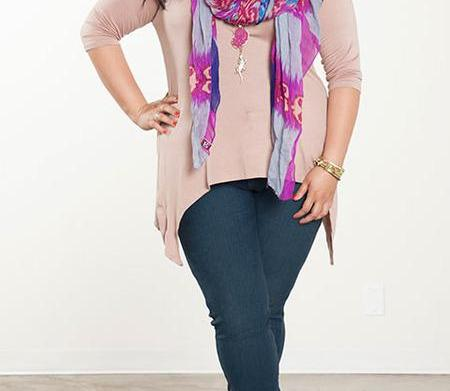 Breaking the rules of plus-size fashion