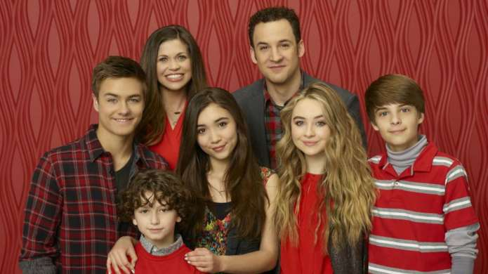 The kids of Girl Meets World