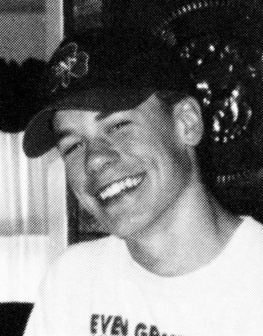 John Cena Yearbook Photo