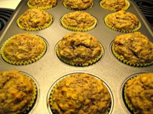 Mamma Chia Banana Breakfast Muffins