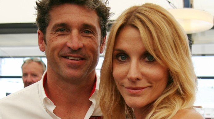 Patrick Dempsey's reconciliation with his wife