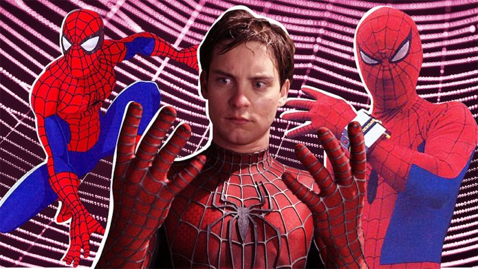Every Actor Who Ever Played Spider-Man: