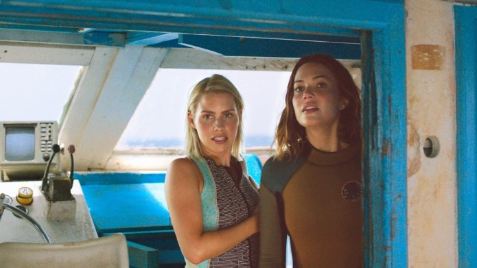Mandy Moore & Claire Holt Risked