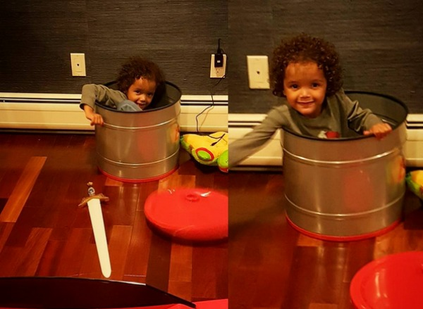 Pics of Nick Cannon and his twins that will melt your heart