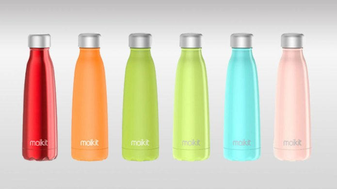 The water bottle that tracks your