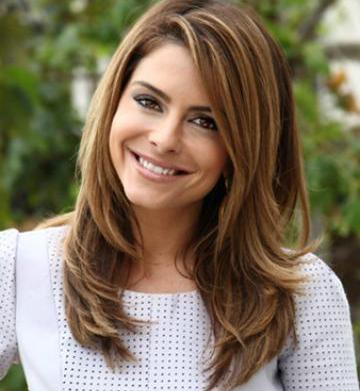 Maria Menounos dishes on relaxing outdoors