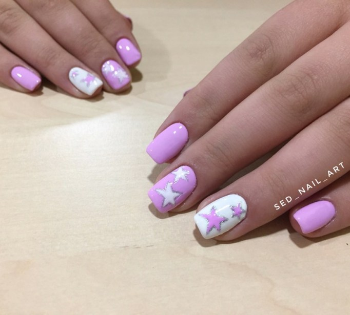 Star Bright Nail Art