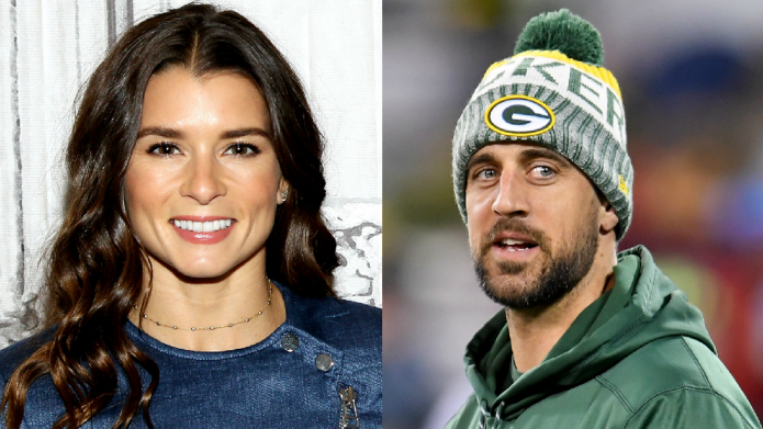 Aaron Rodgers Has a New Lady