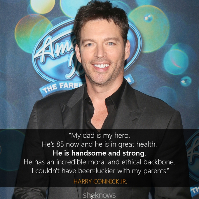 Harry Connick Jr. quote