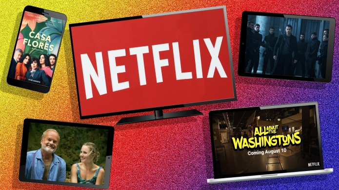 All the Netflix Originals Coming Out