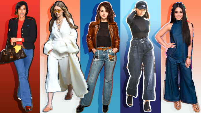 The Denim Style Celebrities Can't Get