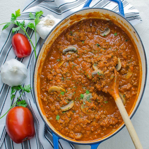 Rescue Overcooked Meat: Gently simmer your overcooked meat in this saucy ragout