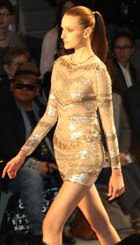 NY Fashion Week 2012 -- Reem Acra