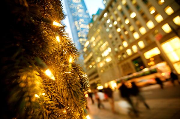 NYC Christmas Time