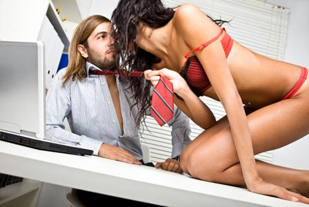 Sizzling ways to surprise your man
