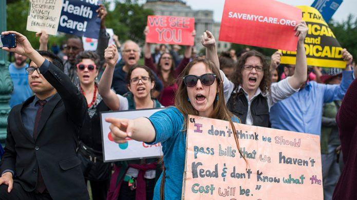 Trump's Health Care Plan Has Passed