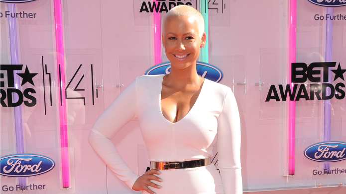 Amber Rose grieves the end of