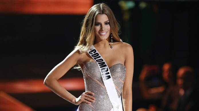 Porn company offers Miss Colombia a