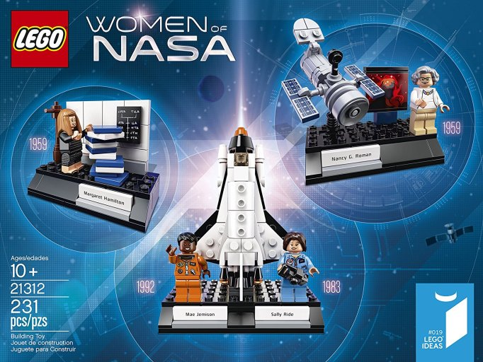 Lego Women of NASA Kit