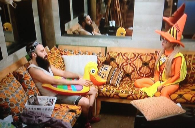 Paul and Nicole Big Brother
