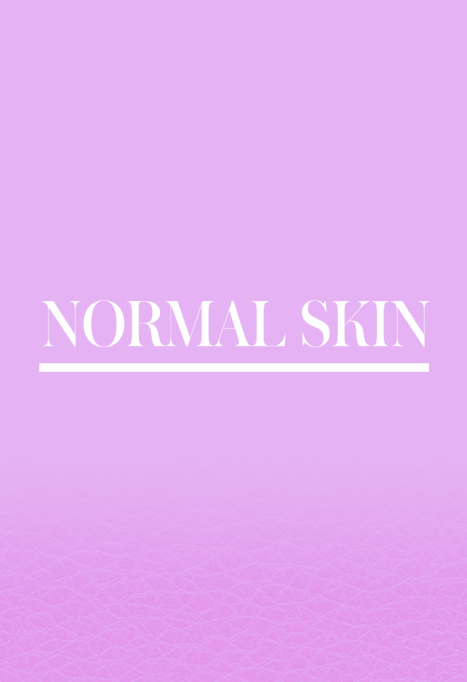 What Is My Skin Type: Normal Skin Rules | Skincare routines