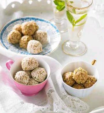 Sugar-free sweets and treats