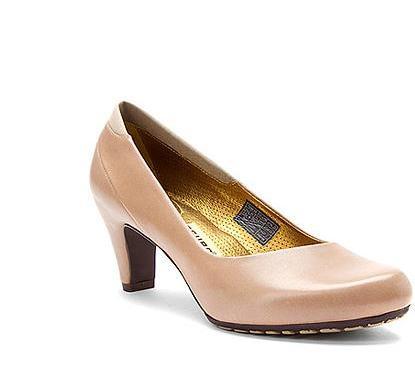 A shoe that won't break your