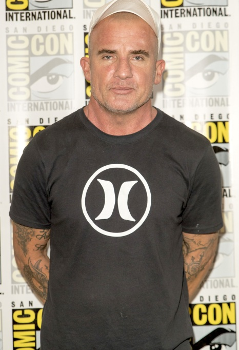 Dominic Purcell San Diego Comic Con 2017