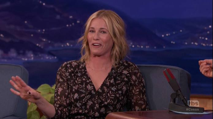 Chelsea Handler Is Coming For Donald