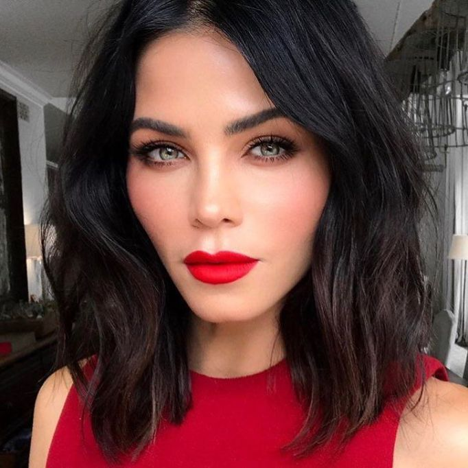 Celebrities With Seriously Cool Lobs | Jenna Dewan