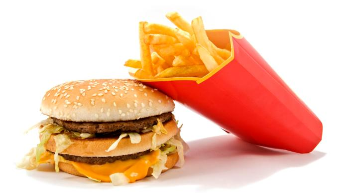 Reddit proves fast-food items can seriously