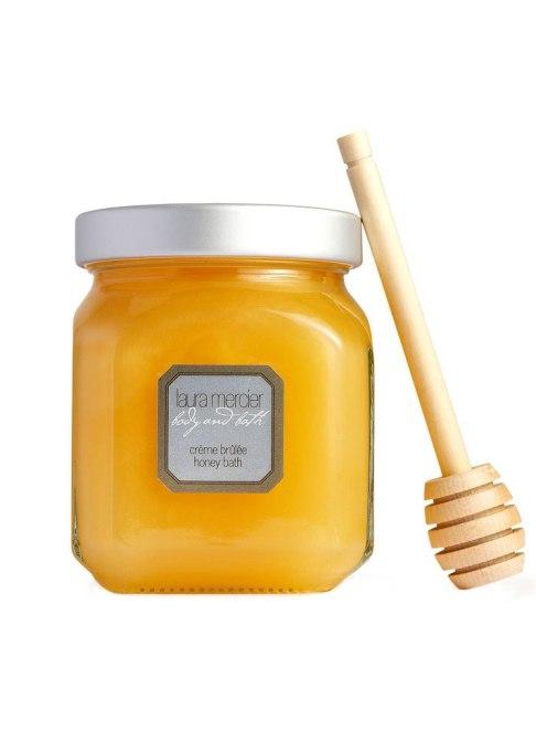 Decadent Bath Products To Try | Laura Mercier Crème Brûlée Honey Bath