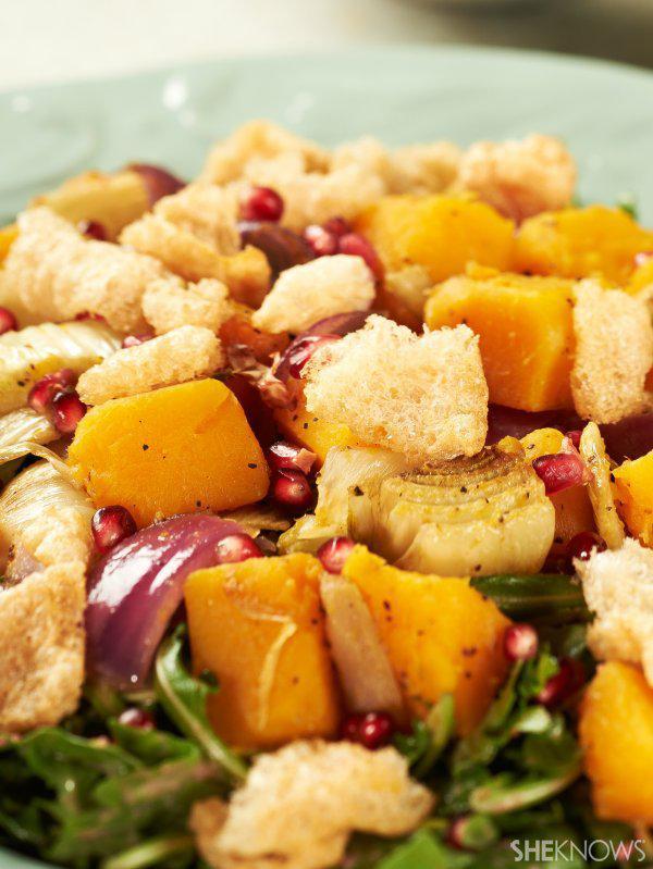3 Entree-worthy winter salads