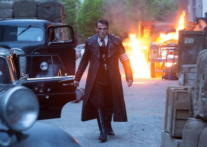 Man In The High Castle TV show still