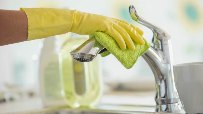 Yes, you can clean your entire
