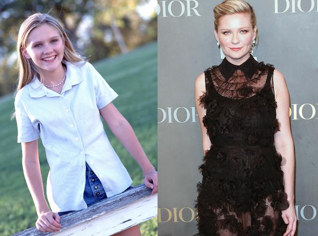 Child Actors Still Working Today: Kirsten Dunst