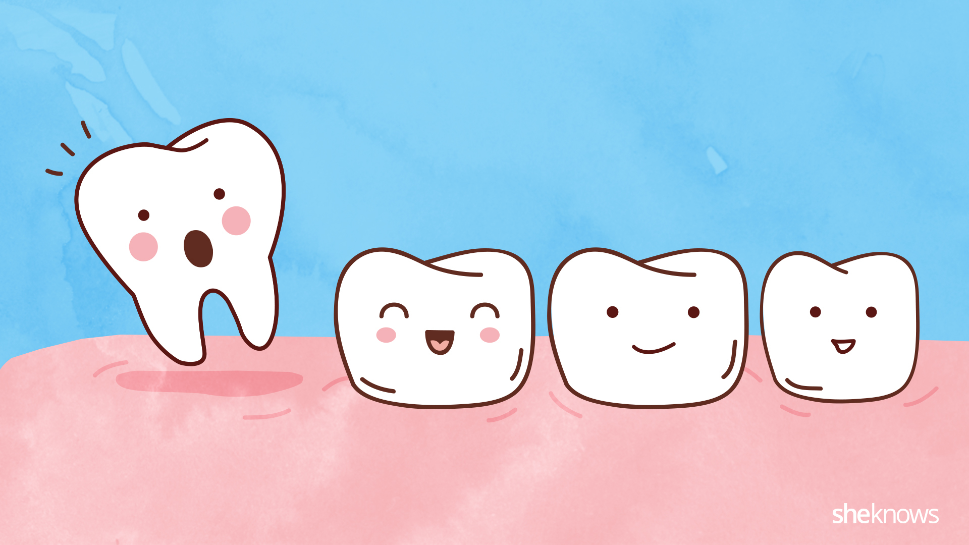 a timeline for your child's tooth loss