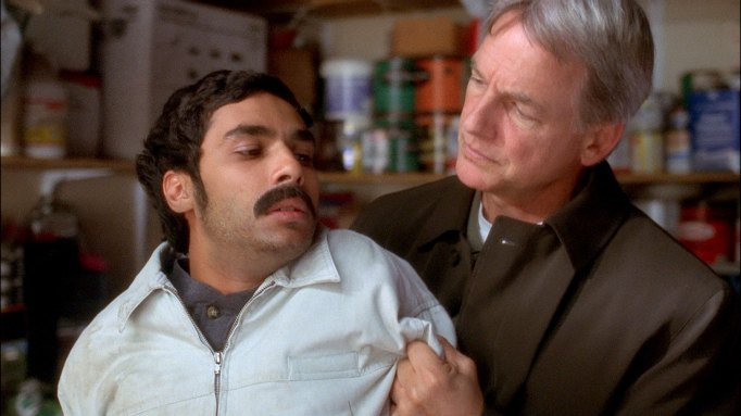 Kunal Nayyar on 'NCIS'