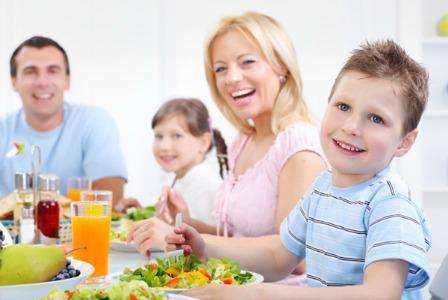 How to Make Family Dinnertime Fun