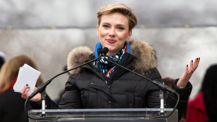 Scarlett Johansson's Next Real-Life Role Could