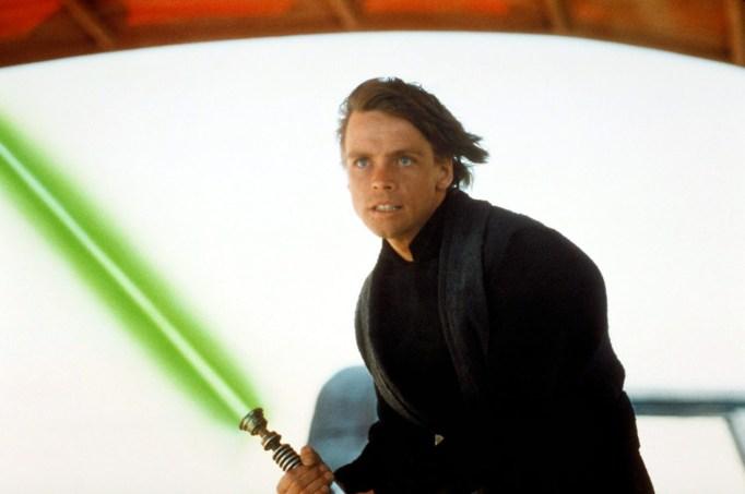 Mark Hamill in Star Wars