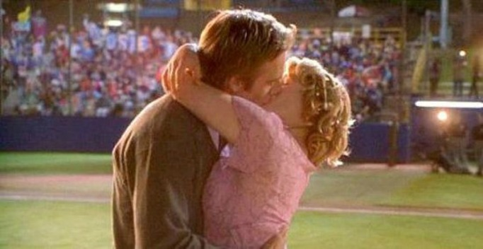 movie kisses Never Been Kissed