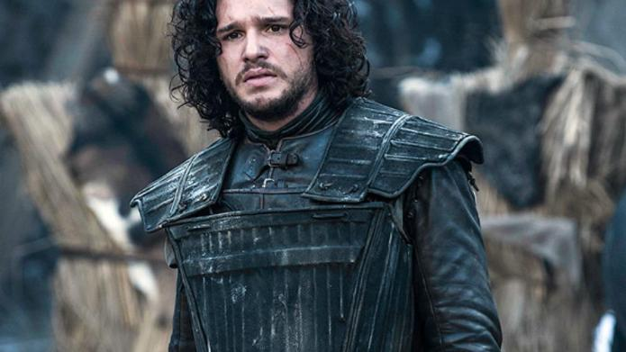 Game of Thrones' Kit Harington's hair