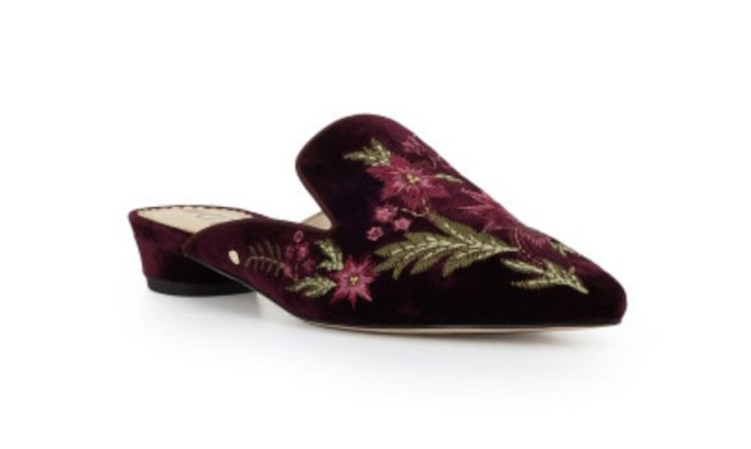 Modern Ways to Wear Loafers | The Embroidered Mule