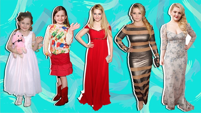 Evolution of Abigail Breslin From 'Little